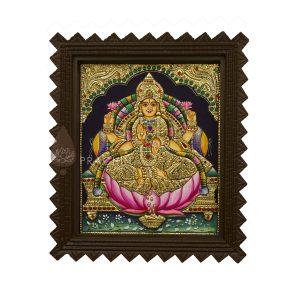 Buy Tanjore Painting Laxmi