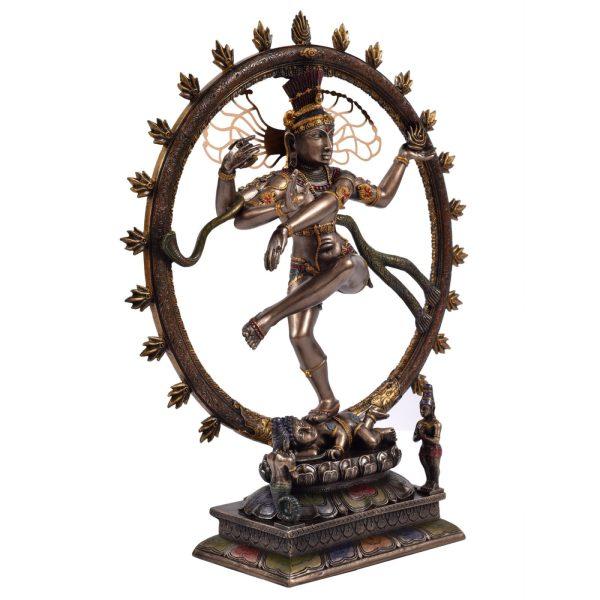 Bronze Natraj Dancing
