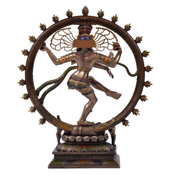 Wooden Natraj Dancing
