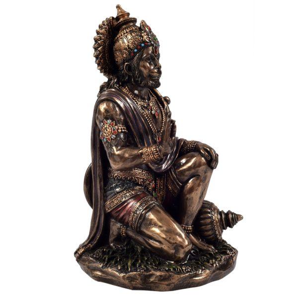 Hanuman Sitting Ashirwad