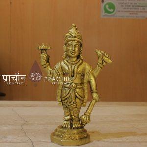 Vishnu Idol For Home
