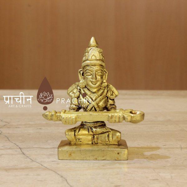 Annaporneshwari Devi Statue