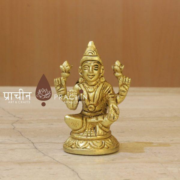 Goddess Lakshmi Sitting