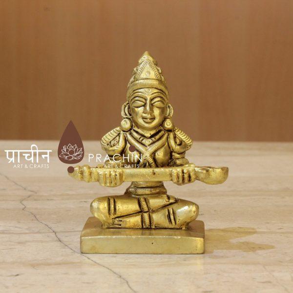 Annaporneshwari Devi Idol