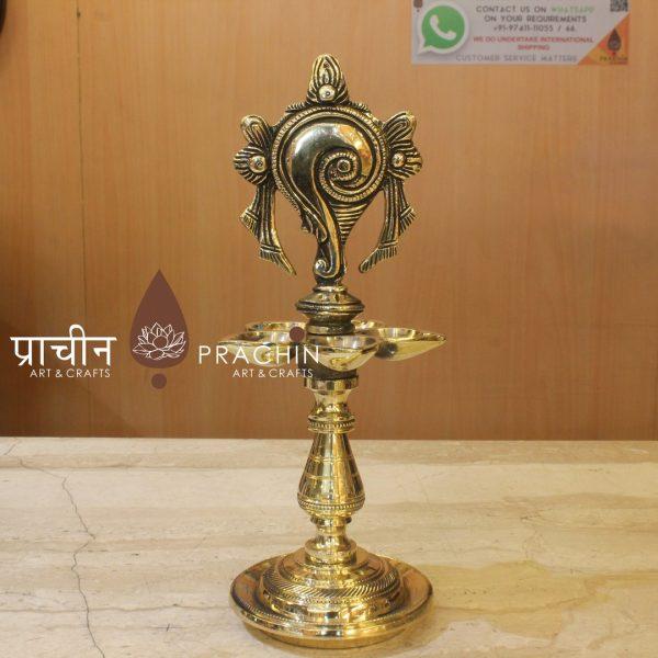Shanku Chakra Lamps