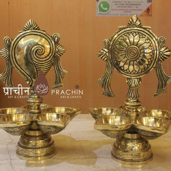 Shanku Chakra Deepam