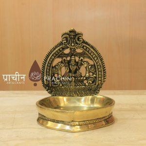 Gaja Lakshmi Lamp/Laxmi Lamp Kamakshi Deepa