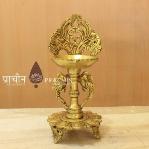 Brass Oil Lamp at Lowest Price in Bangalore