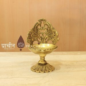 Brass Traditional Oil Lamp